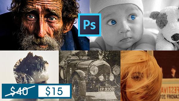 Efectos con Photoshop - Crea efectos fotográficos