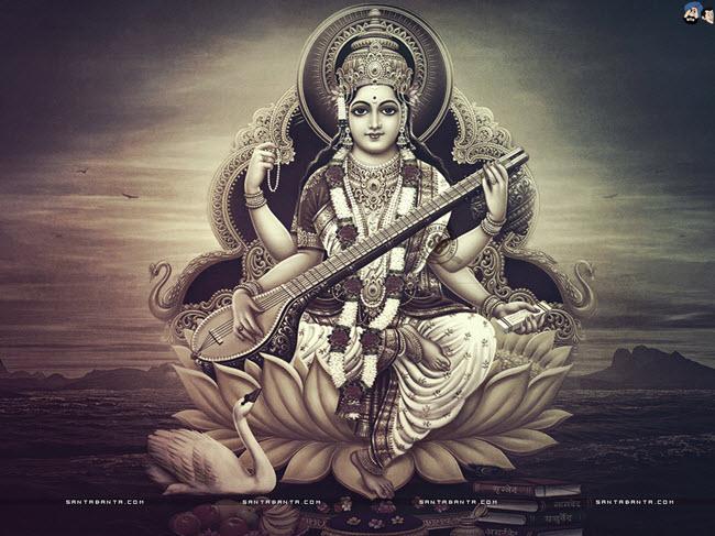 Goddess Saraswati Vandana