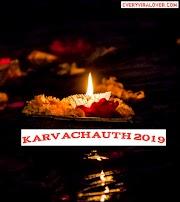 Karva chauth 2019.
