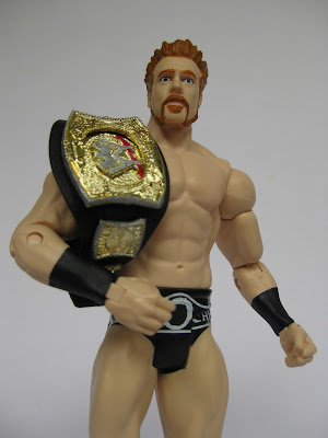 "deSMOnd Collection: WWE ""Sheamus"" Mattel PPV6 Royal Rumble ..."