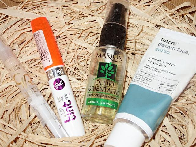 4 kosmetyki, których nie polubiłam, czyli buble kosmetyczne okiem MintElegance