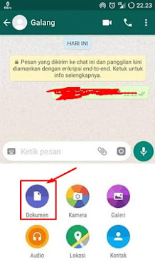Cara Agar Kirim Gambar HD di Whatsapp Tanpa mengurangi Kualitas Gambar
