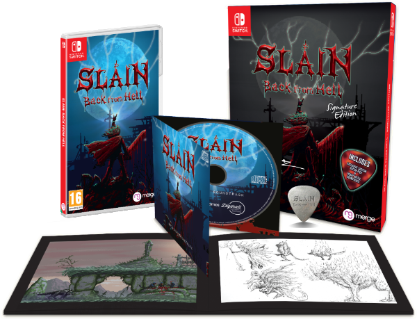 Slain Back from Hell for the Nintendo Switch 02