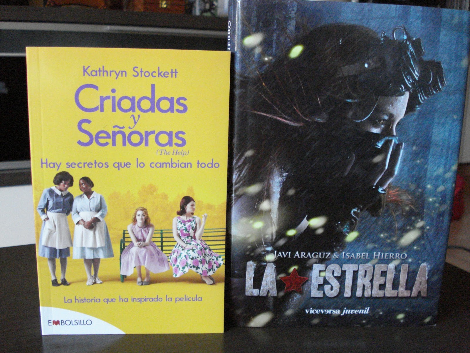 Kathryn Stockett Libros In My Mailbox Xx Feria Del Libro De Madrid