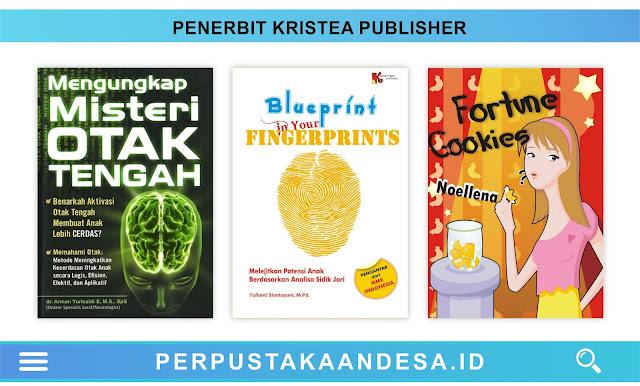 Daftar Judul Buku-Buku Penerbit Kristea Publisher