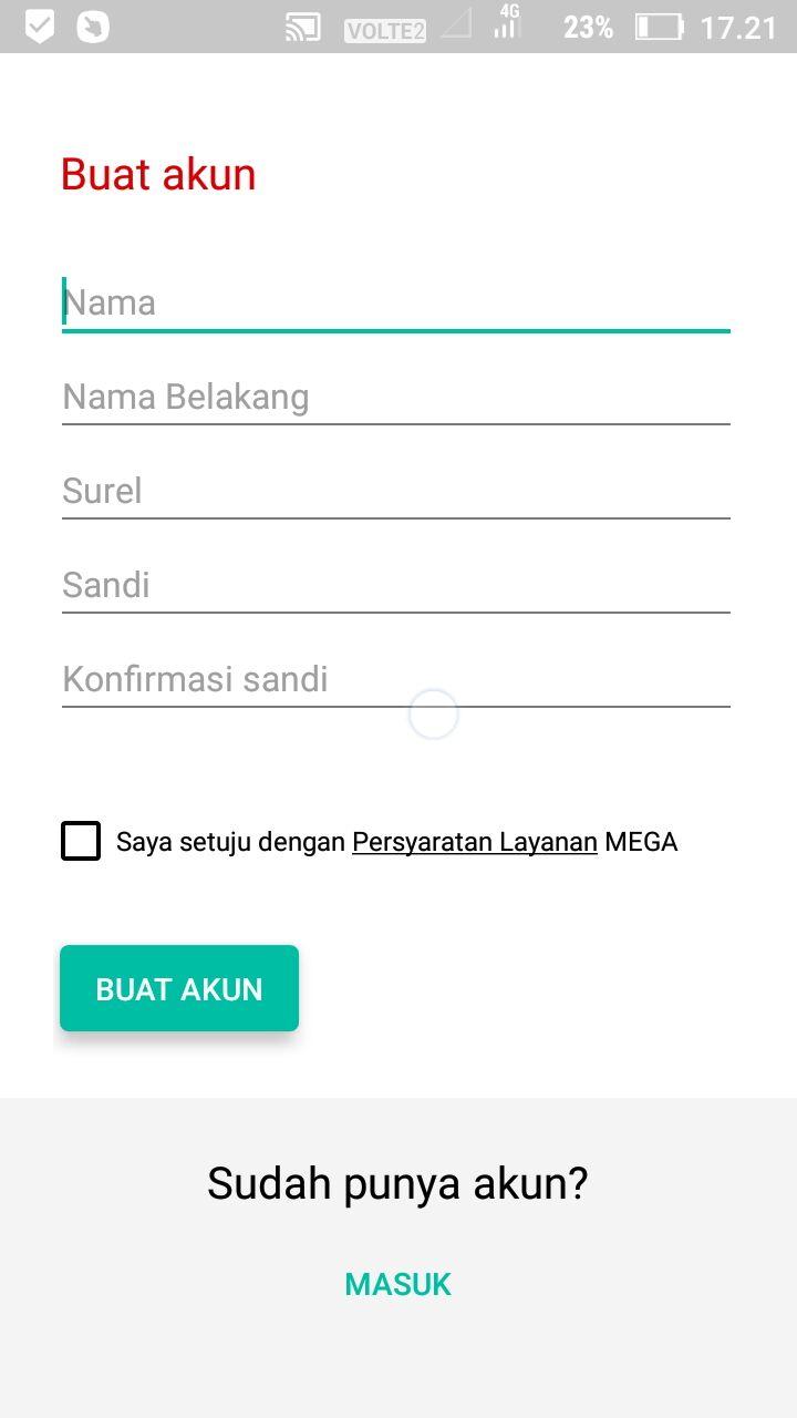 Cara Download di Mega Tanpa Limit di Android
