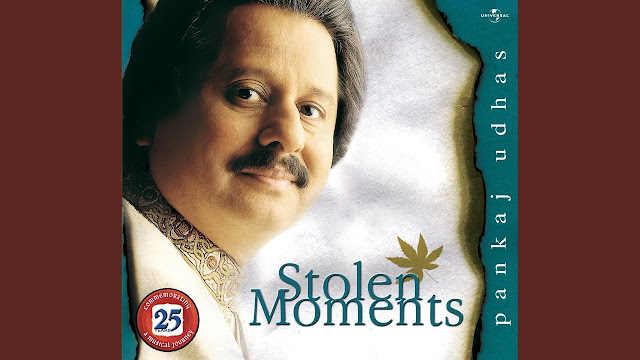 MAIN HUN TUM HO RAAT HAI LYRICS PANKAJ UDHAS STOLEN MOMENTS