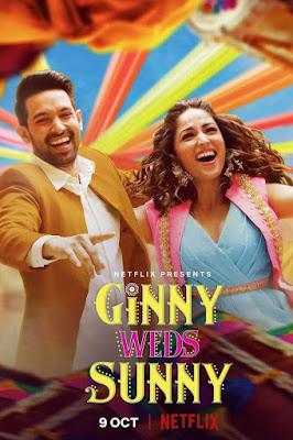 Ginny Weds Sunny 2020 720p | 480p WEB HDRip ESub x264 [Hindi-5.1ch] 950Mb | 350Mb