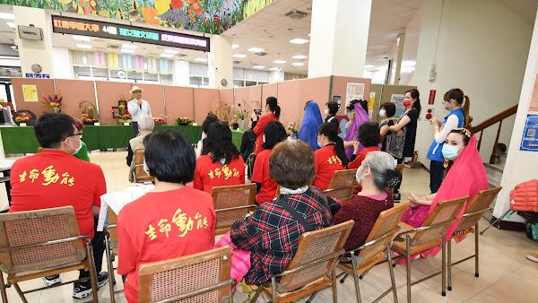 彰化市公所社會學園大學 44期婦女藝文研習成果展