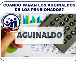 Atención! Anuncio extraoficial: Fecha de pago aguinaldos 2020 a los pensionados y pensionadas