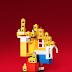 Nueva campaña gráfica para Lego