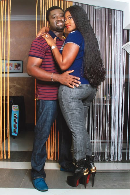 Why We Can Not Cheat on Each other - Mercy Johnson and Husband Odi Share Their Amazing Love Story