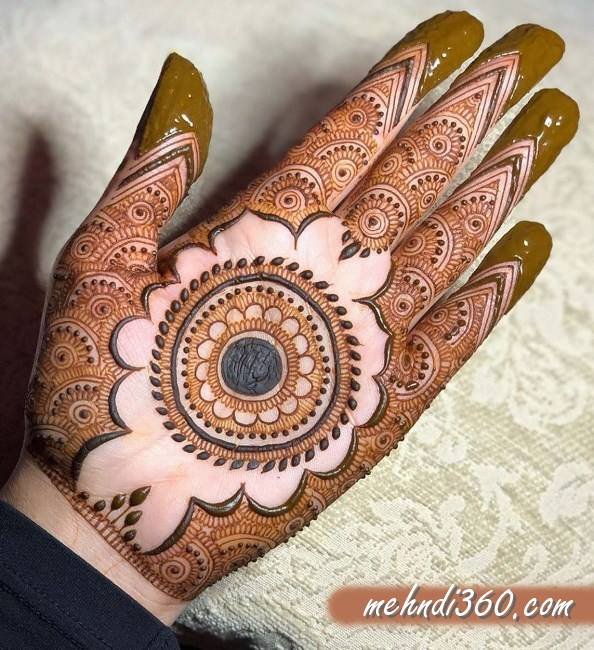 Arabic Mehndi Designs Latest Photos