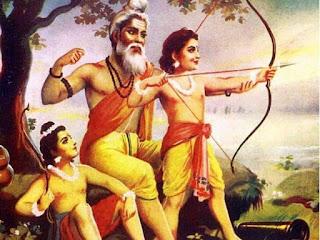 Kusha or Kusa in Ramayana - Son of Rama