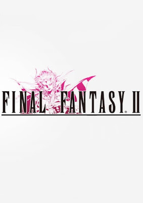 Capa do Final Fantasy II: Pixel Remaster