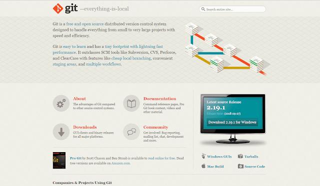 Tutorial Git #1 : Cara Install Git dan Konfigurasi Awal Untuk Menggunakan Git