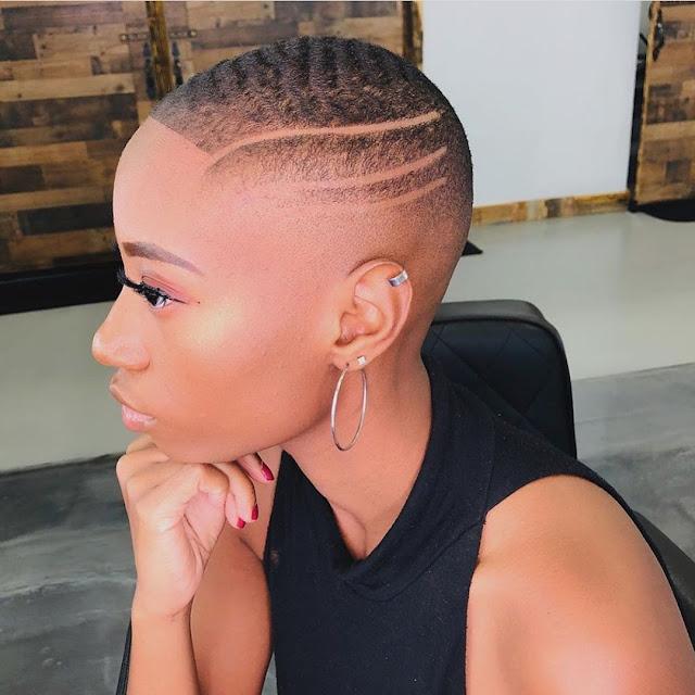 2020 Hairstyles: Beautiful Natural Short Haircut Styles