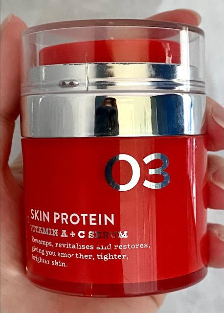 Skingredients Skin Protein