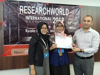 """Komandan H"" AntarkanTrio Mahasiswa Fakultas Kedokteran Juara di Malaysia"