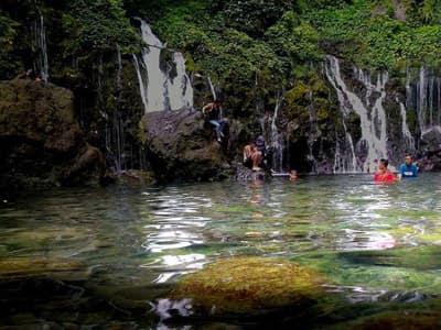 air terjun lakuik tamiang