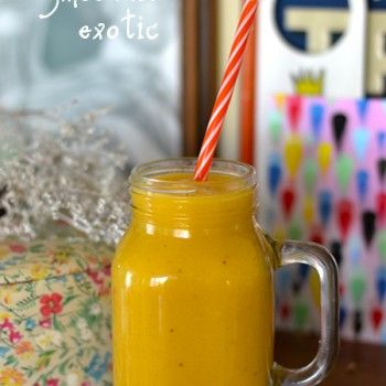 smoothie exotic
