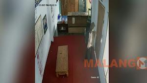 Pencuri Wanita di Ponpes Al Ishlahiyah Singosari Gasak Uang Rp.130 Juta