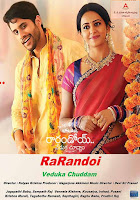 Rarandoi Veduka Chudham 2017 Hindi Dubbed 720p HDRip