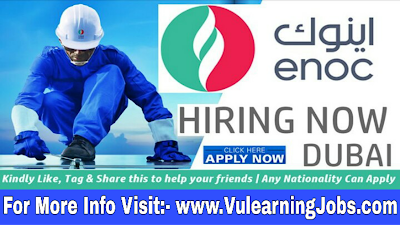 Emirates National Oil Company Jobs 2019 For Latest Jobs In Middle East