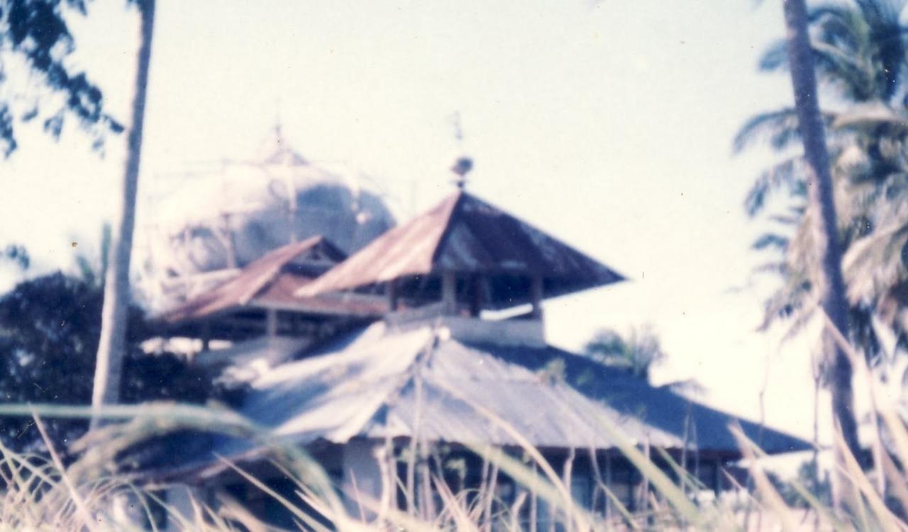 Dokumen foto Masjid Tuha Siem
