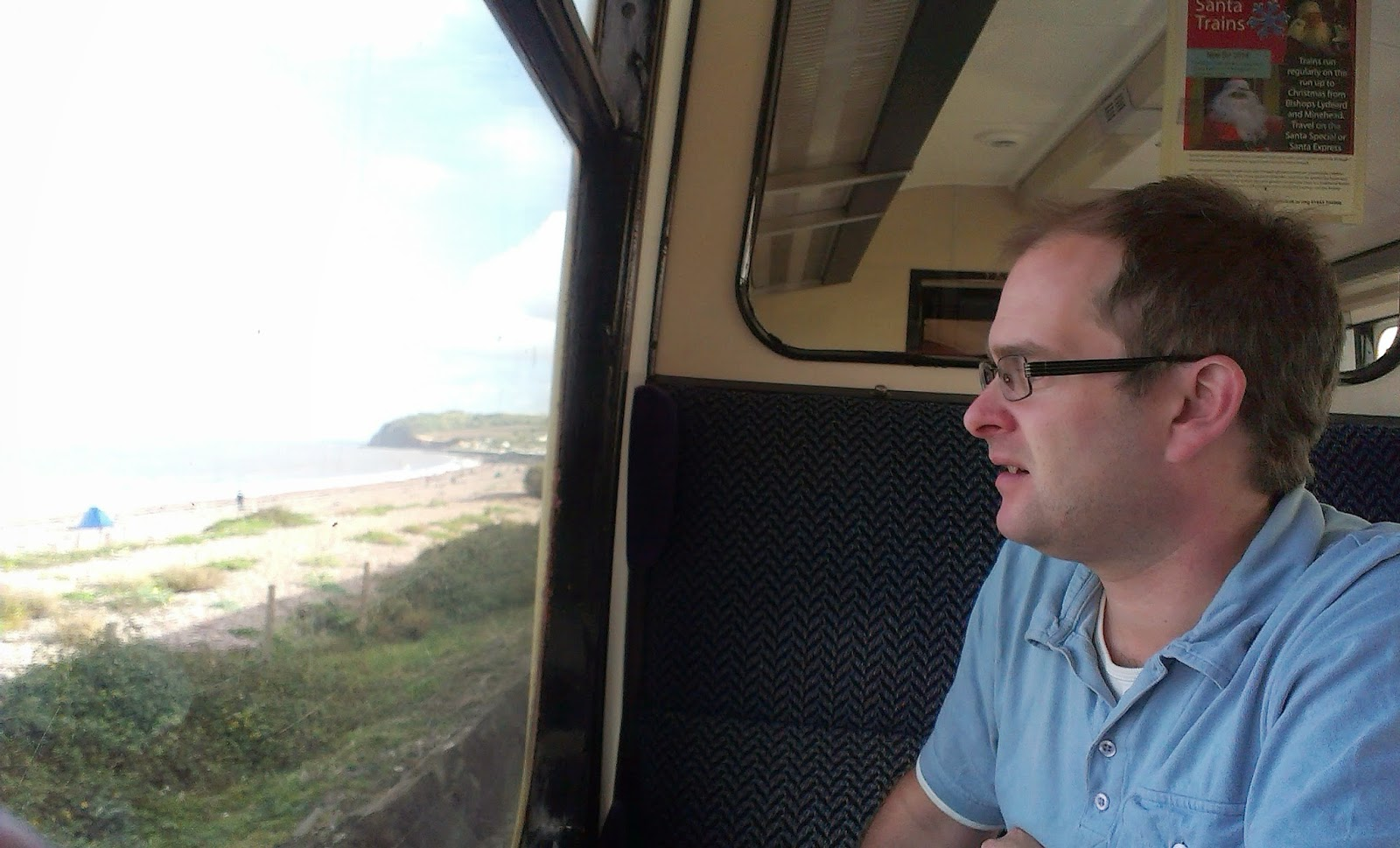 Riding on the West Somerset Railway