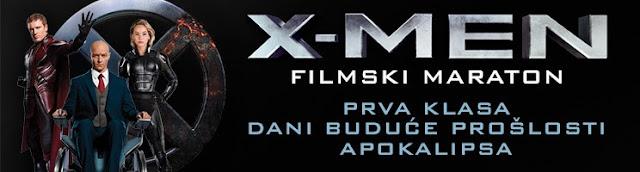 Filmski X-men maraton