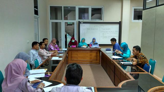Rapat Koordinasi Fakultas