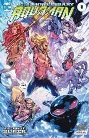 DC lanza una vista previa de Aquaman 80th Anniversary Super Spectacular #1