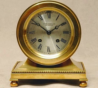 1906 Chelsea clock