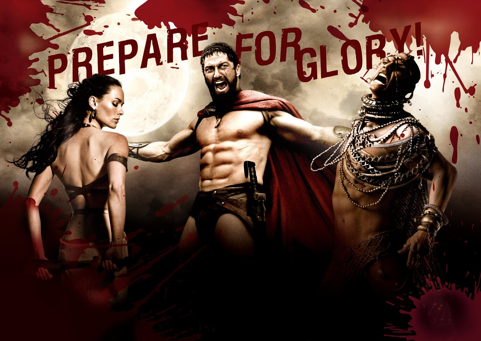 300 [2006] [west] [usa] [bluray 720p] [ysteam] [1000mb] [google