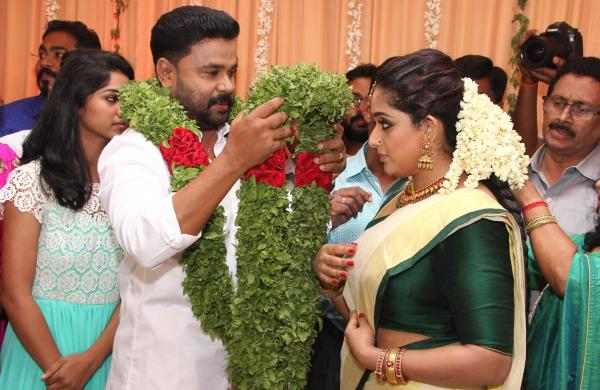 Dileep Kavya Madhavan Wedding Photos