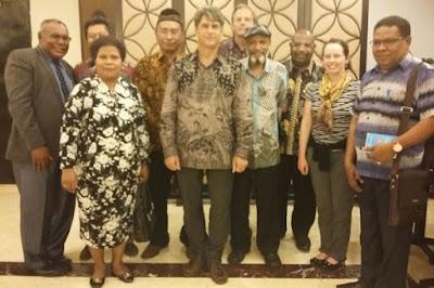 Gereja-gereja di Papua Dukung RI Berdialog dengan ULMWP