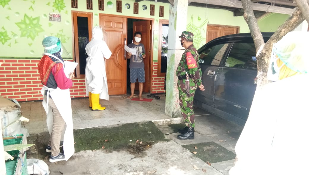 INDES-HANKAM-TNI MASIH BANTU TRACKING DI BOYOLALI 01