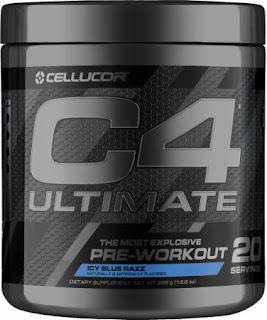 Nuevo Pre-entreno Cellucor C4 Ultimate