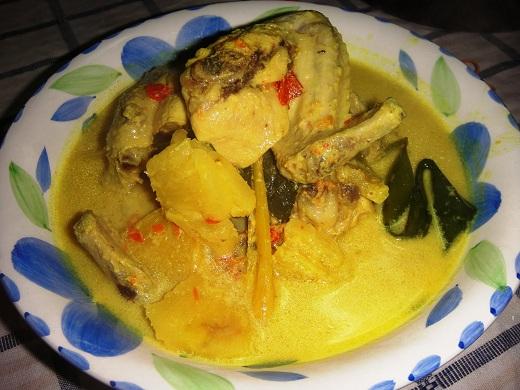 resepi ayam masak lemak cili padi kaw aneka resepi masakan Resepi Pancake Gebu dan Sedap Enak dan Mudah