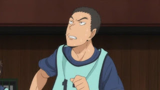 ハイキュー!! 梟谷学園高校 尾長渉 | Onaga Wataru | Haikyū!! FUKURODANI | Hello Anime !