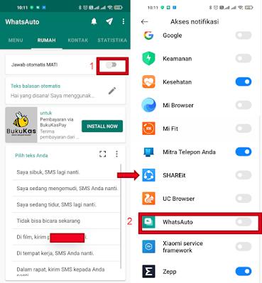 cara membuat whatsapp auto respon