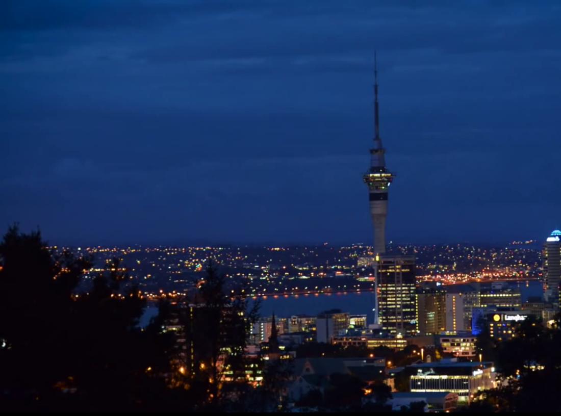 오클랜드 - 뉴질랜드