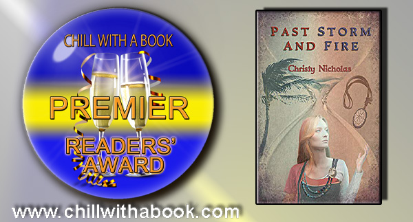 Chill Awards: Past Storm And Fire by Christy Nicholas