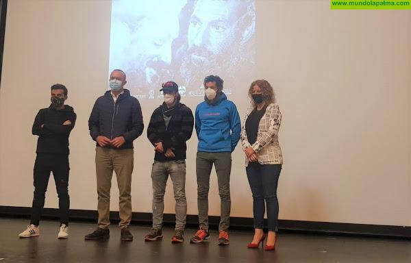 El Cabildo estrena el documental sobre el desafío Challenger Trail Isla de La Palma
