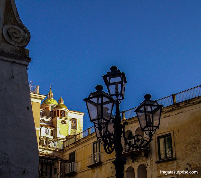 Centro Histórico de Amalfi, Costa amalfitana, Itália