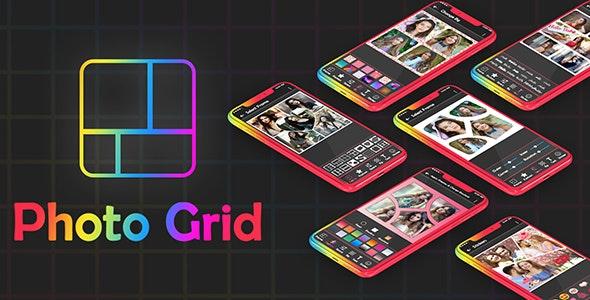 برنامج تصميم الفيديوهات Photo Grid للاندرويد والايفون