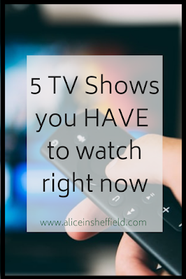 5 TV Shows to watch