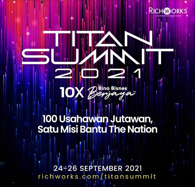 Titan Summit Richworks 2021