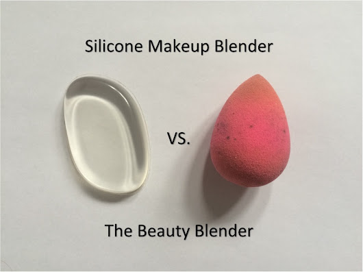 Review: Silicone Makeup Blender